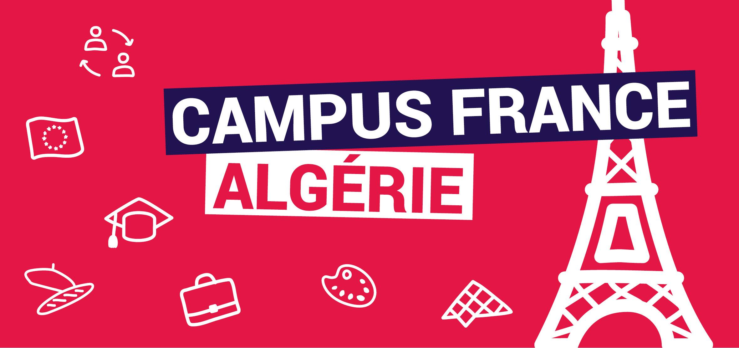 campus france algerie